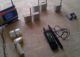 Monitorización del prototipo